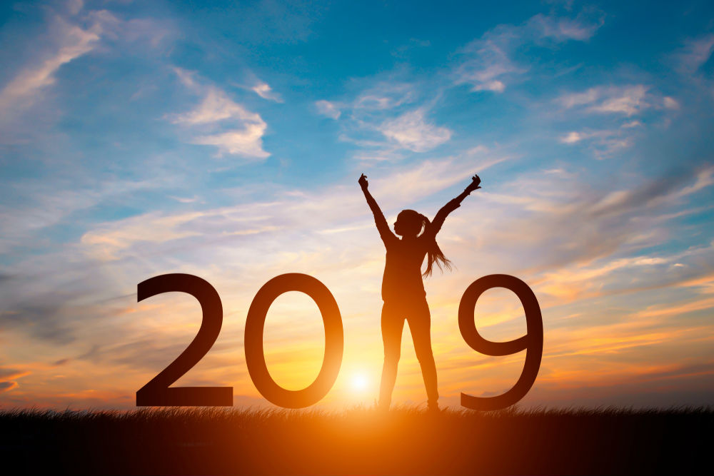 HR PROFESSIONALS SHARE 2019 NEW YEAR'S RESOLUTIONS